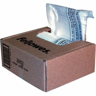 Fellowes Waste Bags for Small Office / Home Office Shredders 36052