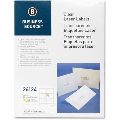 Business Source Mailing Label 26124