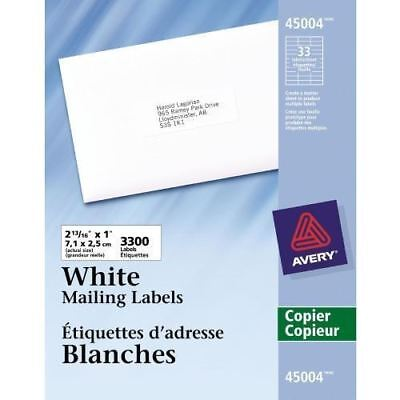 Avery Address Label 45004