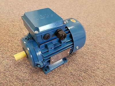 0.25kW, 1390rpm, 240-480V  3Phase, 50Hz, B3 Foot Mounted,  Teco Electric Motor
