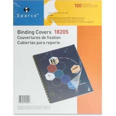 Sparco Clear View 18205 Premium Presentation Cover 18205