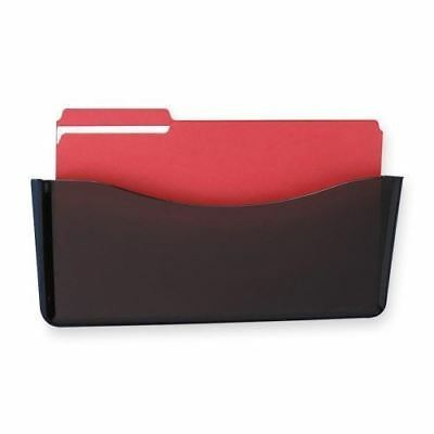 Rubbermaid Single Pocket Wall File 65978ROS