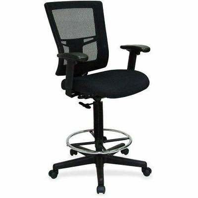 Lorell Breathable Mesh Drafting Stool 43100