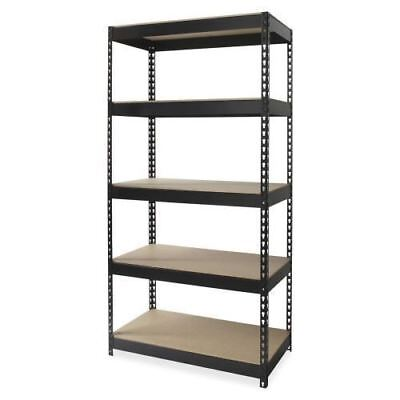 Lorell Riveted Steel Shelving 60648