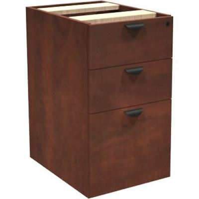 Heartwood Innovations Box/Box/ File Pedestal INVFPUFAM