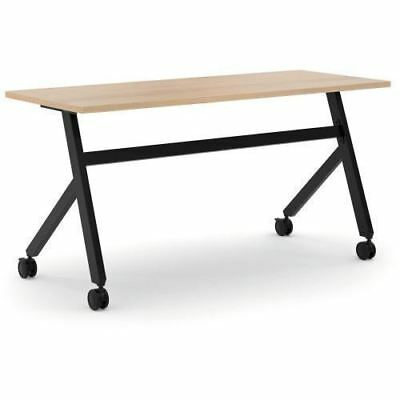 Basyx by HON Wheat Laminate Multipurpose Table BMPT6024XW