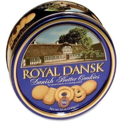 Campbell's Kelsen Group Danish Butter Cookies 40635