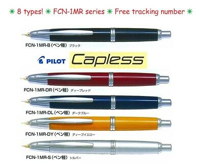 Japan Pilot Fountain Pen Capless FCN-1MR series ●Free tracking number●