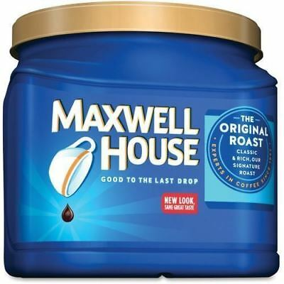 Maxwell House Maxwell House Original Coffee Ground 04648