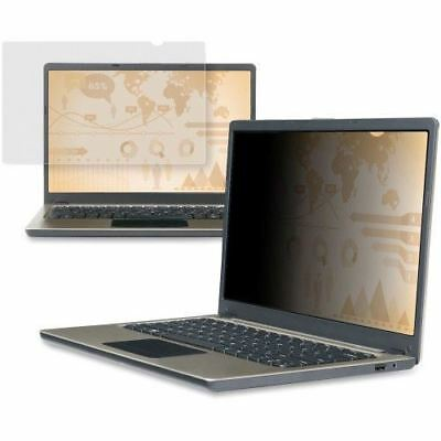 """3M PF14.0W Privacy Filter for Widescreen Laptop 14.0"""" Black PF140W9B"""