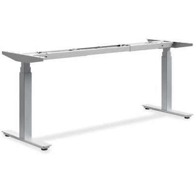 Basyx by HON Height-adjustable Table Base HAB2S24F