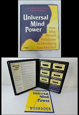 Universal Mind Power: New Silva Method Techniques for Developing Your Ideal Self