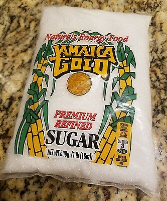 jamaica gold sugar