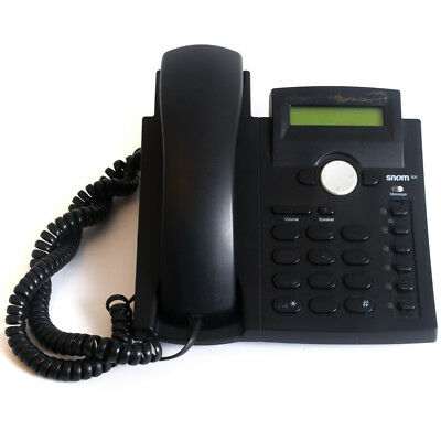 Snom 300 VOIP Phone 00001067 *1 Year Warranty* Inc VAT & FREE DELIVERY
