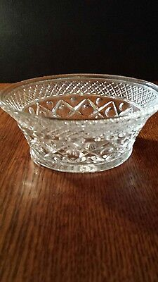 """Imperial Cape Cod Dish 5"""" by 2"""" H"""