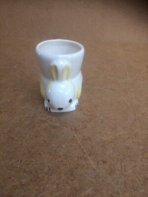 Vintage Retro Bunny Rabbit Egg Cup