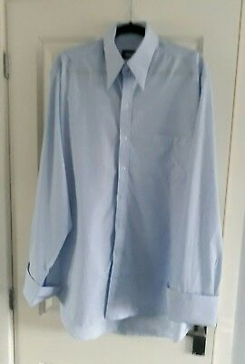 """20th century chap ( house of foxy) spear collared shirt 16.5"""""""
