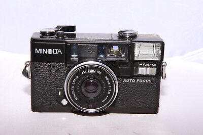 Minolta Hi-Matic AF2 - Fully Tested & Working - From Canada!
