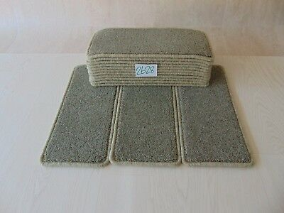Open Plan Stair Carpet Pads treads 44 cm x 20 cm  14 off  2628