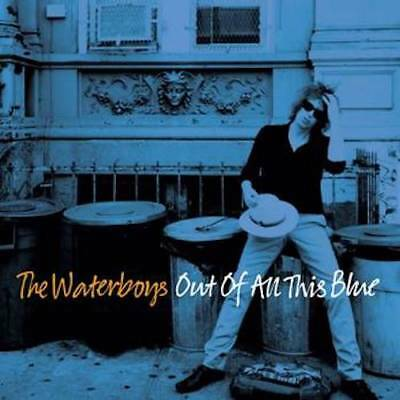 Waterboys Out Of All This Blue Double Vinyl 2 Lp + Download New Sealed