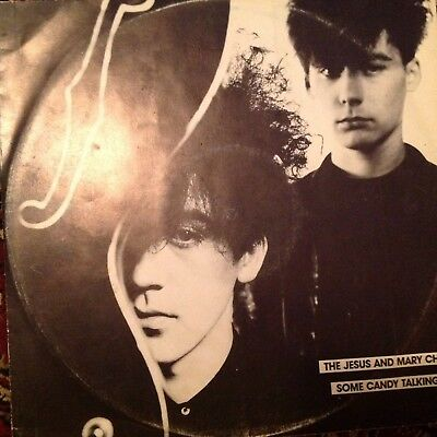 """Jesus And Marychain Some Candy Talking Vinyl 12"""" Original"""