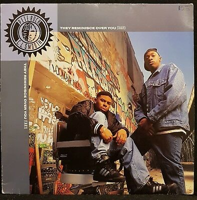 "Pete Rock & CL Smooth ‎– They Reminisce Over You (T.R.O.Y.) (12"" LP Vinyl)"