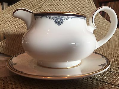 Royal Doulton PRINCETON Gravy Boat & Underplate 5614