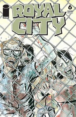 Royal City #6  The Walking Dead Tribute Variant NM