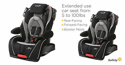Safety 1st Alpha Omega Elite Convertible Car Seat New