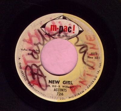 "The Accents "" New Girl "" M-Pac Northern Listen"