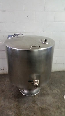 Vulcan Hart KL-60 60 Gallon Kettle Satellite No Power Source