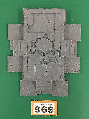 Warhammer Age Of Sigmar D&d Frostgrave Arcane Ruins Base Scenery Terrain Stairs