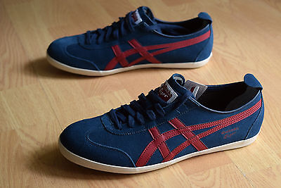 ASICS MEXICO 66 Vulc 405 415 42 Suede Leather Classic CORSAIR California Aaron