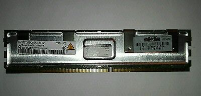 Quimonda RAM Server FB-DIMM DDR2 ECC PC2-5300F-555-11-H0 667Mhz Fully Buffered