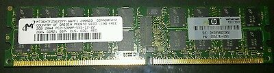 Micron 2GB Server RAM 2Rx4 PC2-5300P-555-12-ZZ DDR2 CL5 ECC REG