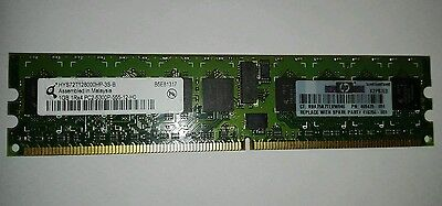 Quimonda Server RAM 1gb 1Rx4 PC2-5300P-555-12-H0 667Mhz