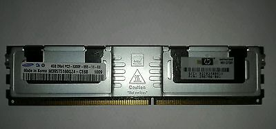 Samsung 4Gb Server RAM DDR2 2Rx4 PC2-5300F-555-11 ECC FB-DIMM
