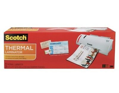 "New Scotch 3M Thermal Laminator 14.75"" x 4.75""x 3.75"" TL902A"
