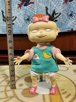 "1997 Nickelodeon Rugrats Approx 12"" Lil DeVille Doll By Applause #37175"