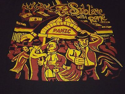 Subline With Rome Tour Shirt ( Used Size L / M ) Very Nice Condition!!!