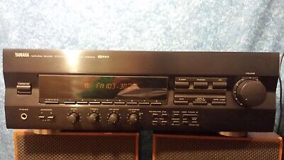 Yamaha Natural Sound Stereo Rceiver Rx - 396  Rds