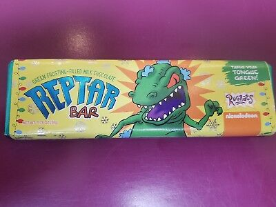Rugrats Reptar Milk Chocolate Candy Bar! NEW FYE Exclusive! Ships Asap!