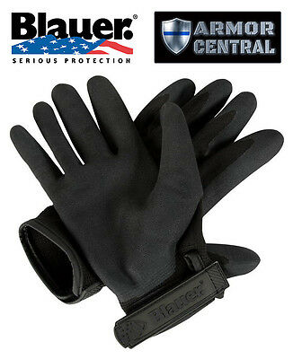NEW Blauer Black Men's Clutch Glove - Police Corrections - Limited Sizes - GL102