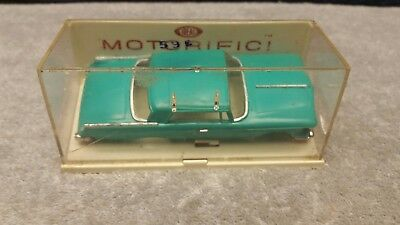 1960's Ideal Motorific Battery Powered Imperial in Light Blue Body Only *Boxed*
