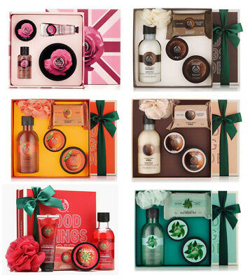 The Body Shop Essential Seclection Medium Gift Set