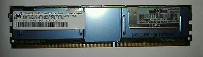 Micron 1GB 2RX8 PC2-5300F-555-11B0 1GB DDR2 667Mhz CL5 ECC