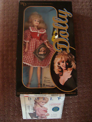 Dolly Parton Limited Edition Collector Doll Series