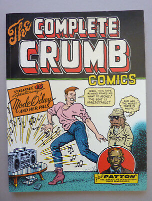 The Complete Crumb Comics Vol. 15, by R. Crumb
