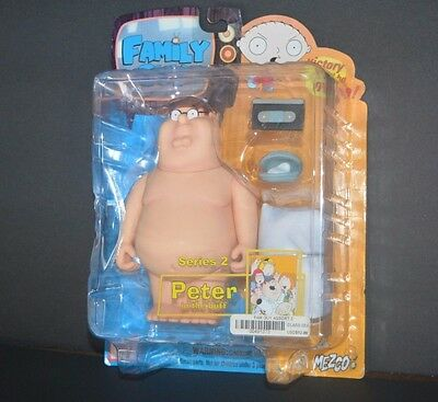 Family Guy Peter In The Buff, Series 2 Brand New Sealed