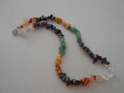 Charka Chip Necklace